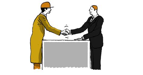 Få konflikter og mange aftaler